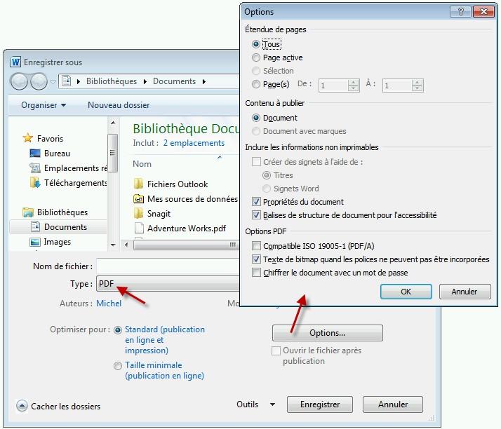 Dossier du format pdf crer lire et modifier des - Convertir un fichier pdf en open office writer ...